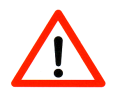 Verkehrssignal Achtung Gefahr