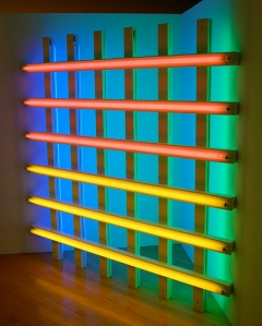 Dan Flavin, Ohne Titel (3) (in honor of Harold Joachim), 1977, The Dan Flavin Institute, Dia Art Foundation, Bridgehampton, New York