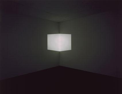 James Turrell, Afrum (White), 1966