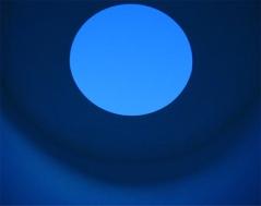 Skyspace Piz Uter, James Turrell, Zuoz 2005