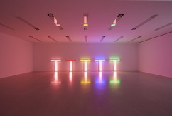 untitled (to Don Judd, colorist), 1,7,8,9,10, 1987