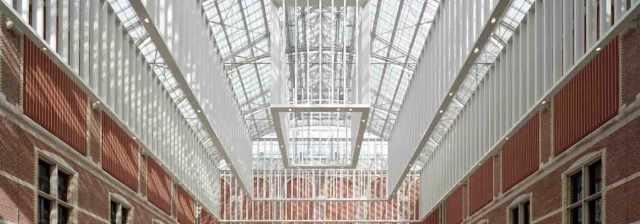 Atrium Rijksmuseum, Amsterdam