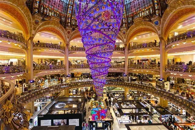Galeries Lafayette - Foto © Marco Prati | Shutterstock.com