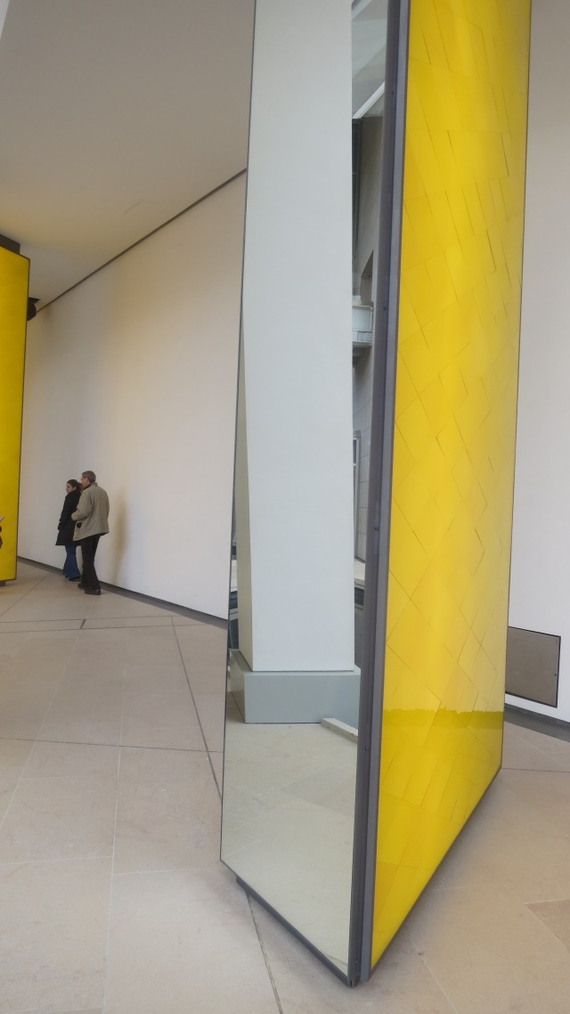 Inside the horizon, 2014, Olafur Eliasson, Fondation Louis Vuitton (Copyright: Ruth Zihlmann)