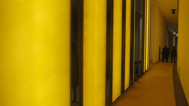 Inside the horizon, 2014, Olafur Eliasson, Fondation Louis Vuitton (Copyright: Ruth Zihlmann)
