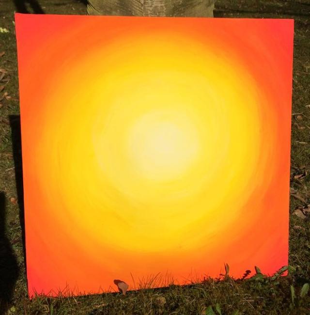 Die lebende Sonne, Jennifer Schopp, 2015