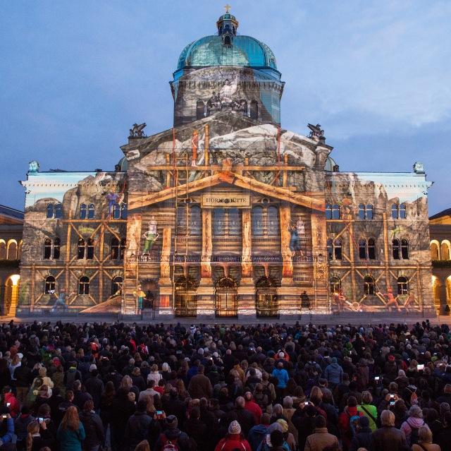 Premiere Rendevous Bundesplatz 2015