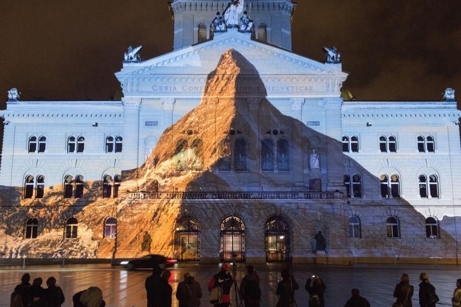 Rendez-vous Bundesplatz 2015 - Generalprobe